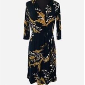 212 Collection Wrap Dress